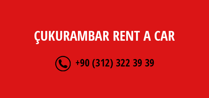 Çukurambar Rent a Car %>